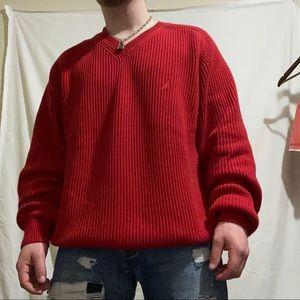 NAUTICA sweater (used)